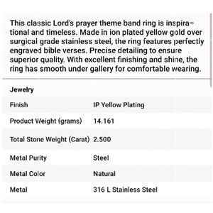 Unknown Jewelry - Ring 7.5